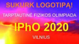 Sukurkite tarptautinės fizikos olimpiados logotipą ir laimėkite vertingų prizų!