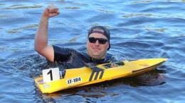 Lietuvių triumfas laivų modelių sporto Pasaulio čempionate
