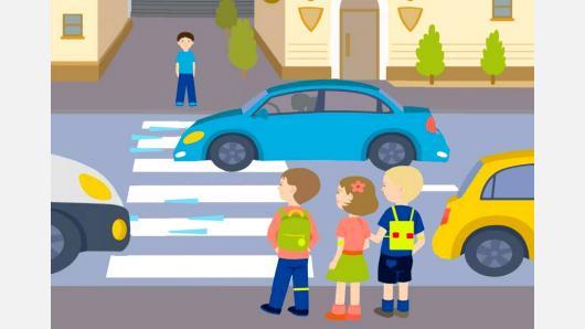 """Skelbiame konkursą """"Skaitmeninis plakatas saugaus eismo tema"""""""