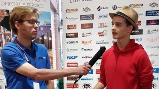 Pirmą kartą pasaulio trasinio automodeliavimo sporto čempiono titulą iškovojo lietuvis