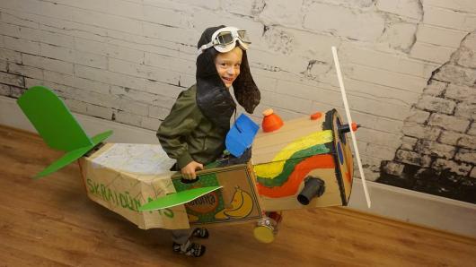 """Ekologinis konkursas """"Žaliasis lėktuvėlis 2021"""""""
