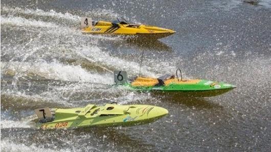 Lietuvos mokinių laivų modeliai plaukė greičiausiai
