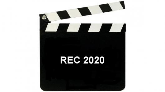"""Kviečiame dalyvauti Lietuvos mokinių kino filmų konkurse """"REC 2020""""."""