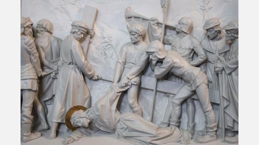 Lietuvos Jeruzalės beieškant: Kalvarijų Kryžiaus kelias