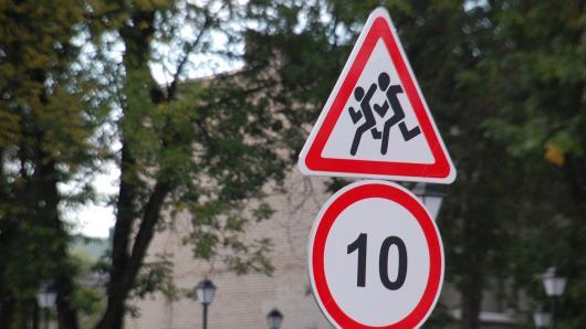 """Skelbiamas saugaus eismo projektas """"Augu saugus ir atsakingas"""""""