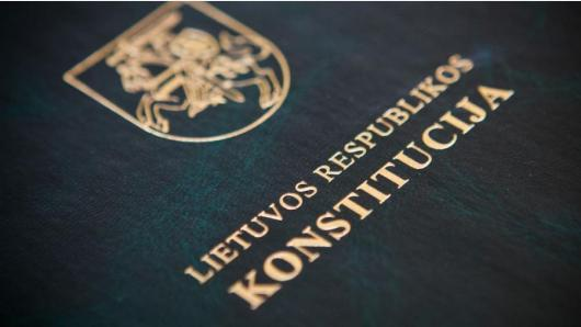 Paminėkime Lietuvos Konstitucijos dieną kūrybiškai!