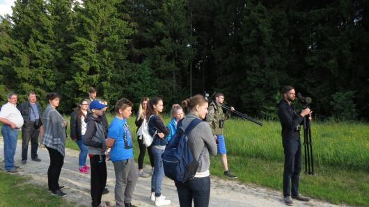 Žemaitijos nacionaliniame parke vyko jaunųjų ornitologų konferencija