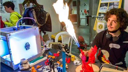 """""""Vilnius Mini Maker Faire"""" prasidės inovatyvių idėjų švietimo forumu"""