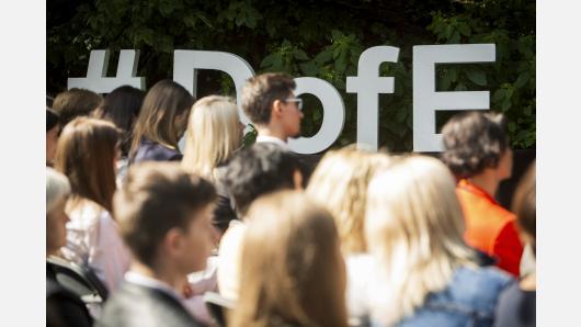 Jubiliejinėje DofE programos ceremonijoje apdovanoti 300 mokinių