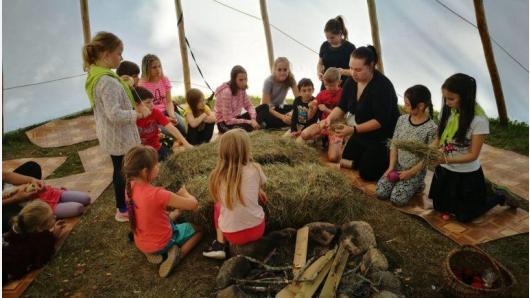 Etnokultūrinės vasaros stovyklos