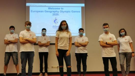 Europos šalių geografijos olimpiadoje – fantastiški Lietuvos mokinių rezultatai