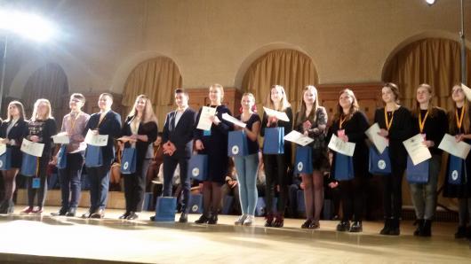Klaipėdoje vyko VII Lietuvos mokinių muzikos olimpiada