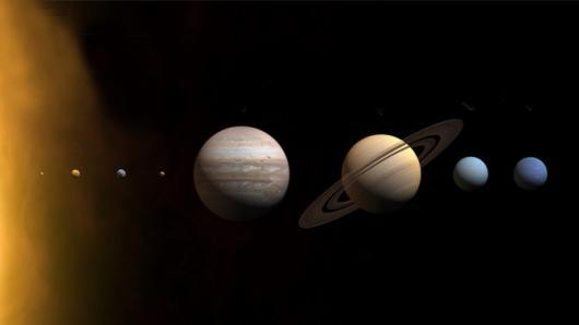 """Paskaita """"Saulės planetų šeima"""""""