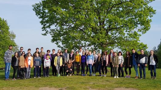 Šalies jaunųjų gamtininkų-tyrėjų mokslinė konferencija
