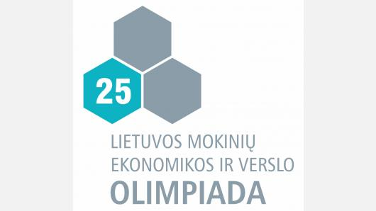 Skelbiamas 25-osios Lietuvos mokinių ekonomikos ir verslo olimpiados dalyvių sąrašas