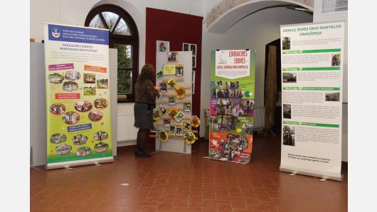 Konferencijoje pristatyta edukacinių erdvių kūrimo geroji patirtis ir naujovės