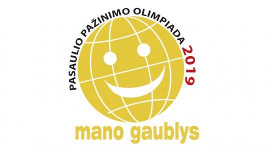 MANO GAUBLIO olimpiada subūrė 22 tūkstančius mokinių
