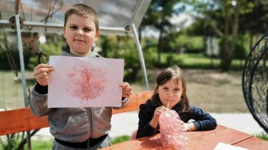 Gamtos mokslais sudomina jau pradinėse klasėse: Joniškio r. Kriukų pagrindinės mokyklos geroji patirtis