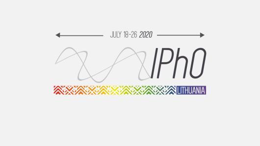 Skelbiami Tarptautinės fizikos olimpiados logotipo konkurso laimėtojai