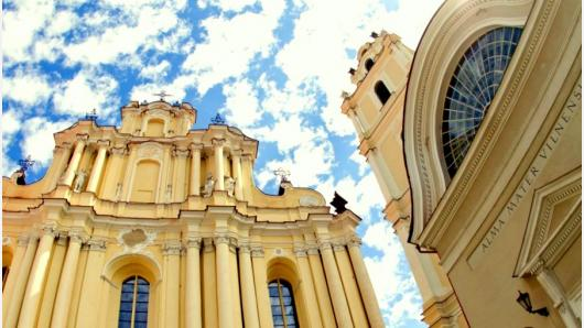 Jėzuitai Lietuvoje: istorija ir paveldas