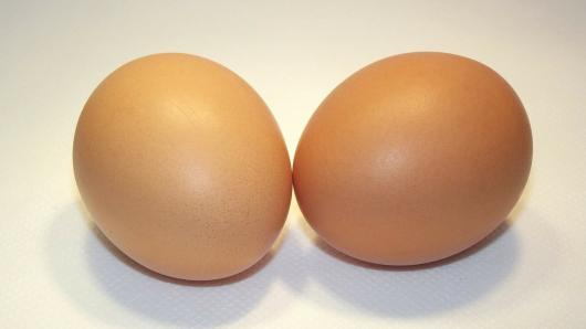 Eksperimento priemonė – kiaušinis!