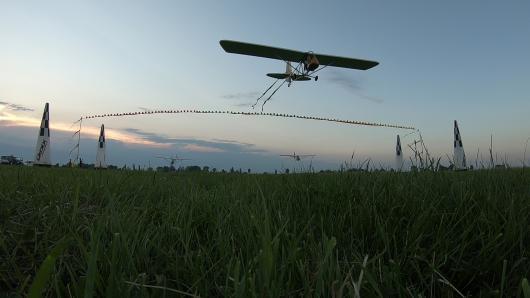 Oficialiai patvirtintas jaunųjų pilotų rekordas